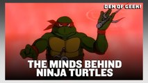 TMNT 35th Anniversary: SDCC 2019 Interview With the Minds Behind the Teenage Mutant Ninja Turtles