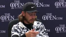 Open runner-up Fleetwood 'disappointed' with final round