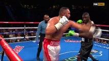 Efe Ajagba vs Ali Eren Demirezen (20-07-2019) Full Fight