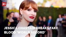 Jessica Chastain Breaks A Record In 'It Chapter 2'