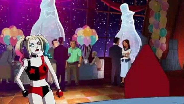 Harley Quinn Comic-Con Trailer (2019) Kaley Cuoco DC Universe series