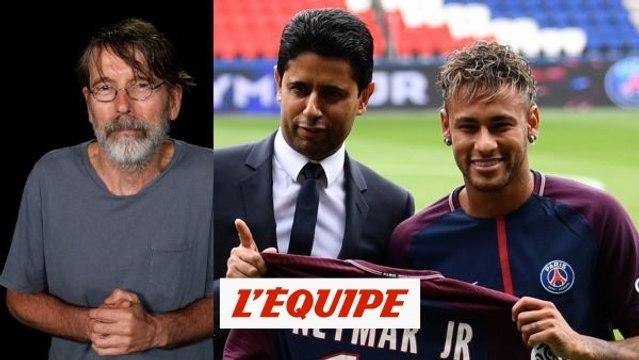 Neymar (PSG) vaut-il toujours 222 millions d'euros ? - Foot - Transferts - Le brief éco