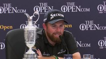 Open champion Shane Lowry reflects on 'incredible' victory