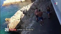 Marseille : ces trottinettes qui finissent à la mer