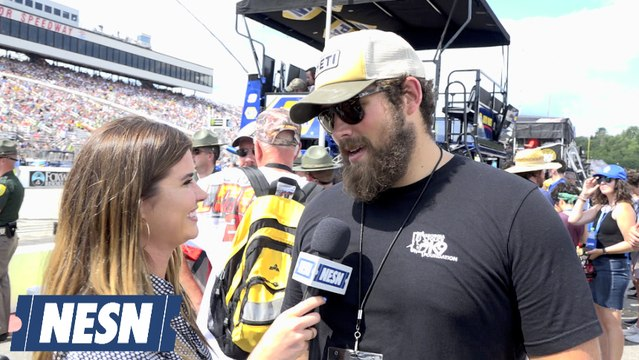 David Andrews Shares Tales Of His Friendship With Chase Elliott