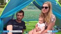 Canicule : la France se prépare aux fortes chaleurs
