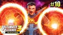 Marvel Ultimate Alliance 3 Black Order Walkthrough Part 10 - Doctor Strange is Tamed