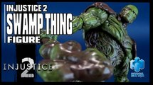 Hiya Toys Injustice 2 Swamp Thing Figure Review