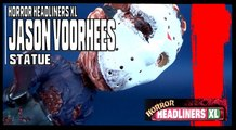 Equity Horror Headliners XL Friday the 13th Jason Voorhees Statue Review