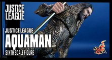 Hot Toys Justice League Aquaman Sixth Scale Figure Review