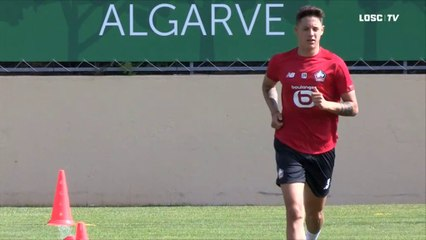 Focus sur l'entrainement de Domagoj Bradarić ⚽