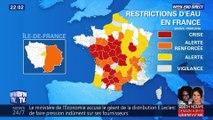 Sécheresse: 73 départements touchés