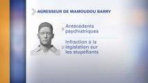 Rouen: l'agresseur présumé de Mamoudou Barry placé en garde à vue avant d'être hospitalisé