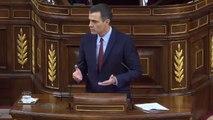 VÍDEO: Pedro Sánchez parla finalment de Catalunya per a menysprear l'independentisme