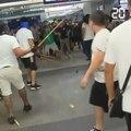 Hong Kong: Des débordements après une nouvelle manifestation anti-Pékin