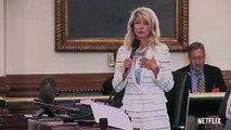 Wendy Davis Announces Congressional Bid
