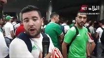 Des milliers de supporters algériens sont bloqués à l'aéroport du Caire !