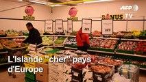 L'Islande, pays le plus cher d'Europe