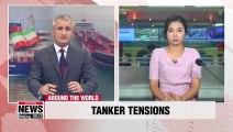 Britain weighs response to Iran's tanker seizure
