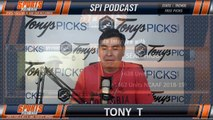 NFL Picks Minnesota Vikings Betting Preview Sports Pick Info with Tony T and Sean Higgs 7/22/2019