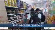 Belanja Produk Khas Indonesia di Mekkah