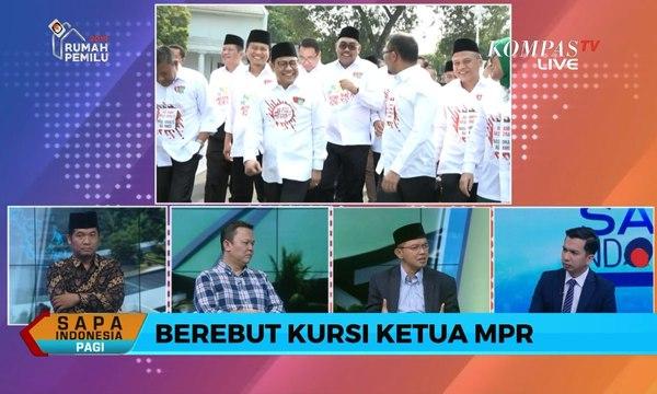 DIALOG: 4 Partai Ajukan Nama Kader untuk Ketua MPR, Siapa Kandidat Terkuat? (Bag. 2)