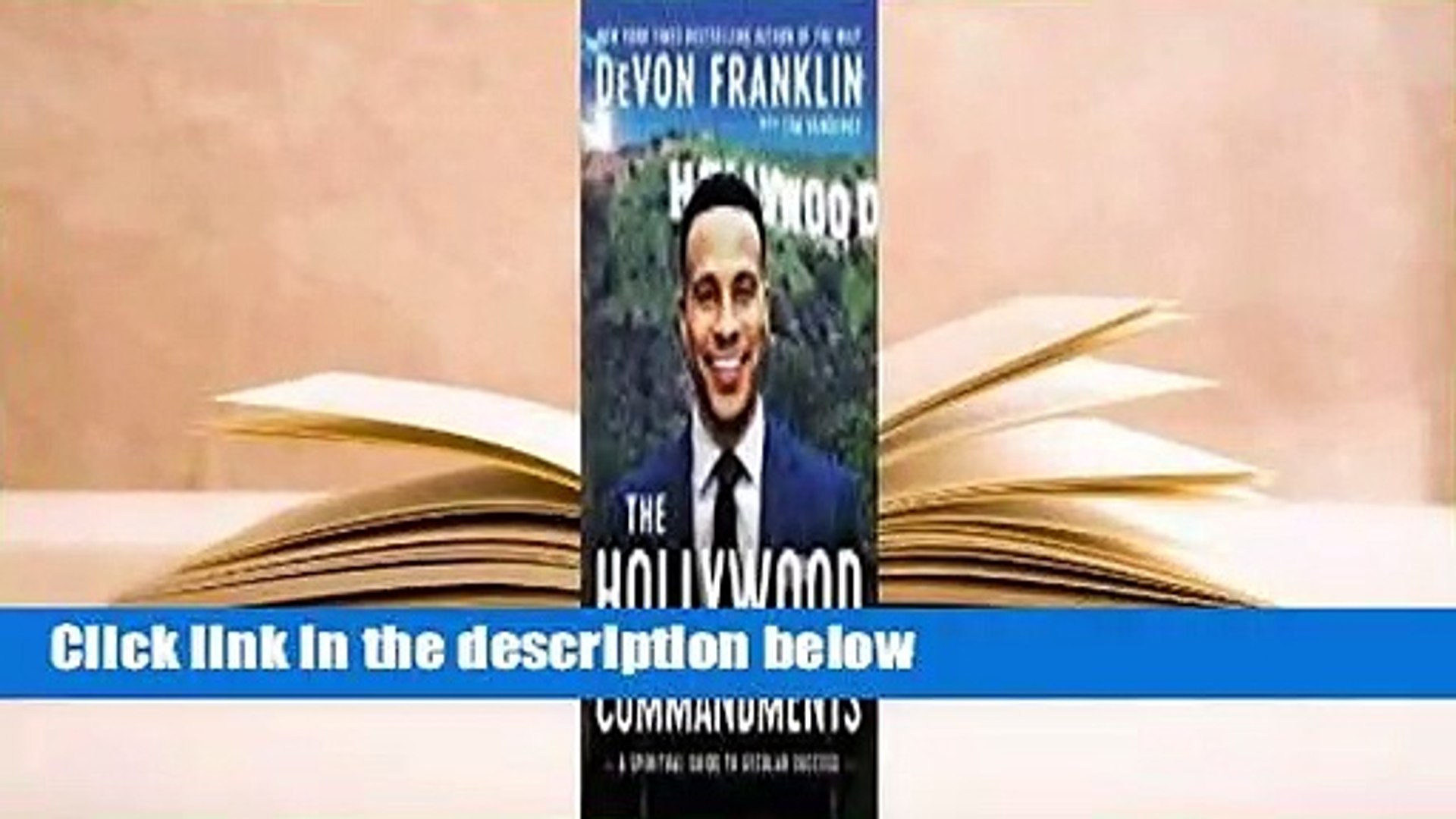 About For Books  The Hollywood Commandments: A Spiritual Guide to Secular Success  Review
