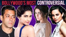 Bollywood Stars ANGRY FIGHTS And Controversies With Media | Salman Khan, Ranveer - Deepika