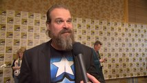 'Black Widow' Comic-Con: David Harbour