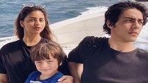 Shahrukh Khan's wife Gauri Khan shares Aryan Khan, Suhana Khan & Abram Khan's picture | FilmiBeat