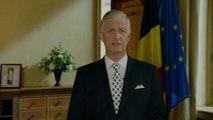 """Le roi Philippe plaide en faveur d'un """"dialogue ouvert et vrai"""" lors de son discours pour la fête nationale"""