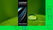 Leadership: Theory and Practice  Review   Leadership: Theory and Practice  For Kindle