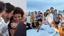 Priyanka Chopra celebrates her birthday week with Nick Jonas & Parineeti Chopra | FilmiBeat