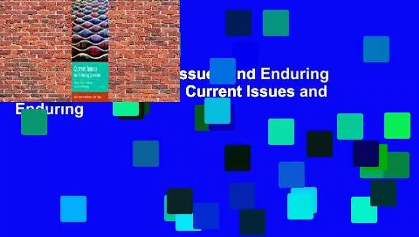 Full E-book  Current Issues and Enduring Questions Complete    Current Issues and Enduring