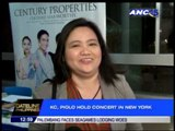 KC, Piolo hold concert in New York
