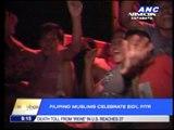 Filipino Muslims celebrate Eid'l Fitr
