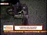 2 suspected robbers killed in Ermita