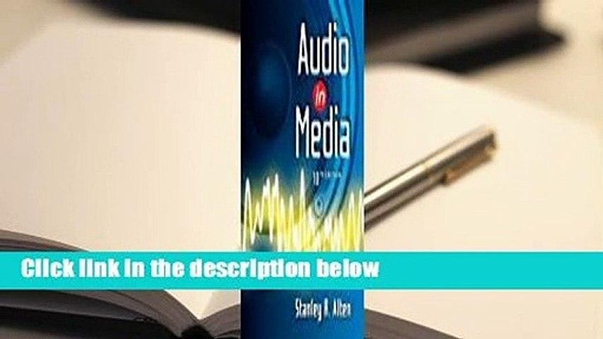 Audio in Media  Best Sellers Rank : #1