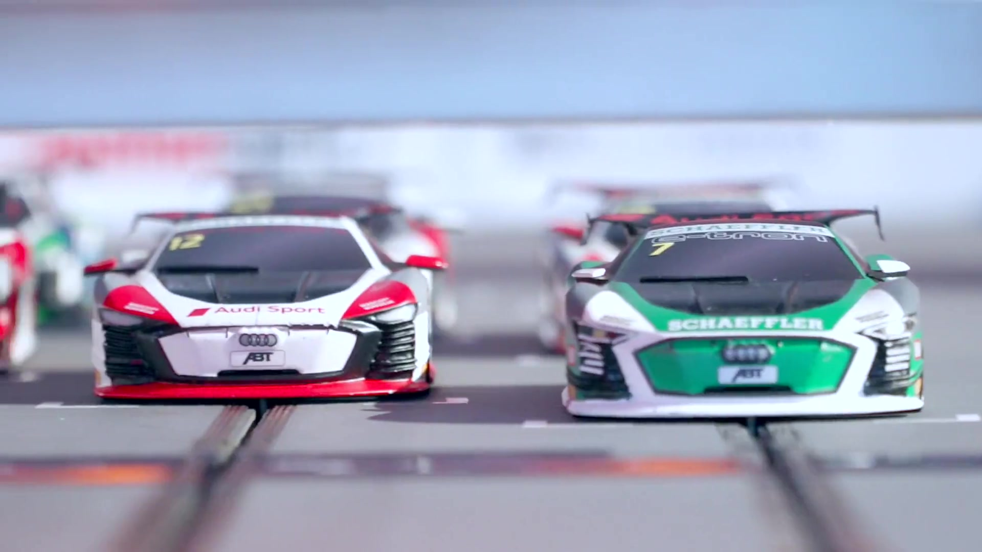 Audi DTM – Slotcar challenge at Assen