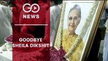 Goodbye Sheila Dikshit