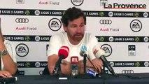 """OM-Saint-Étienne - Villas-Boas sur la blessure de Gustavo : """"C'est dur pour nous"""""""