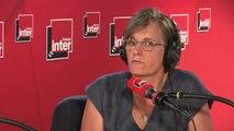 """Corinne Le Quéré (climatologue) : """"Ce qui est important c'est de suivre l'empreinte carbone de la France"""""""