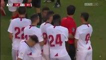 Football - Joris Gnagnon perd son sang-froid dans un match de présaison
