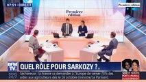 L'édito de Christophe Barbier: Quel rôle pour Nicolas Sarkozy ?