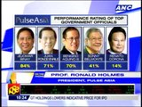 Trial affects CJ, Enrile approval ratings - Pulse