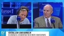 """Général Jean-Louis Georgelin : """"Notre-Dame de Paris va aussi bien qu'elle peut"""""""