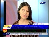 SC favoring Corona in producing witnesses - Quimbo