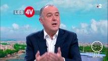 """Sécheresse : """"Les agriculteurs vont pouvoir faucher les jachères"""" dans 33 départements, indique Didier Guillaume"""
