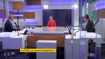 """Tribune contre le CETA : """"Il faut que Nicolas Hulot soit écouté"""", appelle la députée écologiste Delphine Batho"""