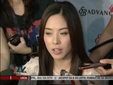 Grace Lee denies using PNoy to be famous